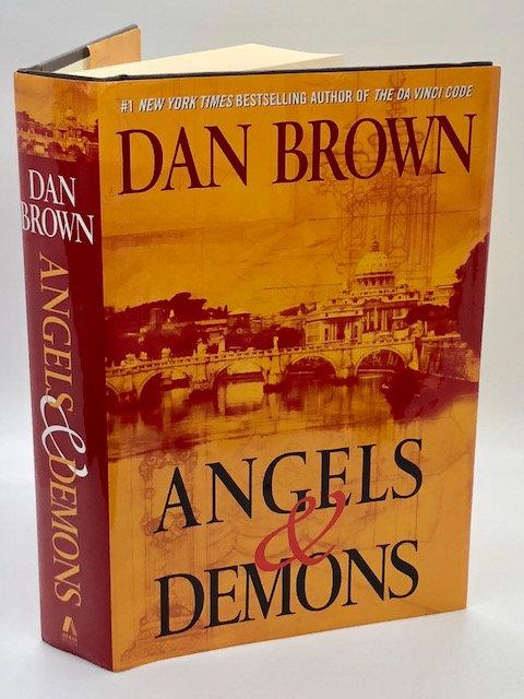 Angels & Demons, by Dan Brown