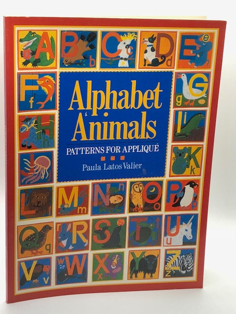 Alphabet Animals: Patterns for Applique