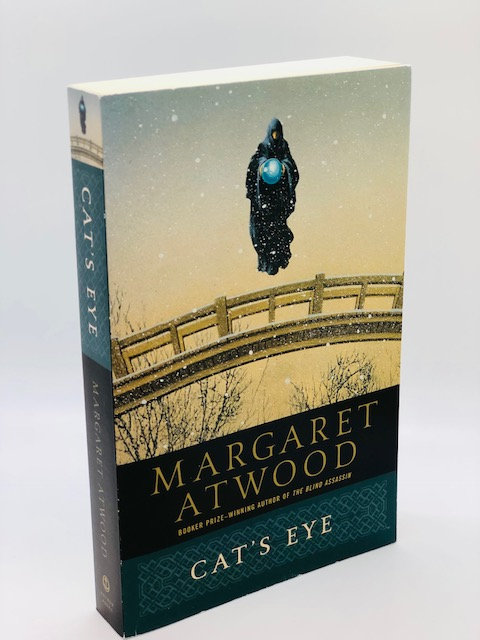 Cat's Eye, by Margaret Atwood