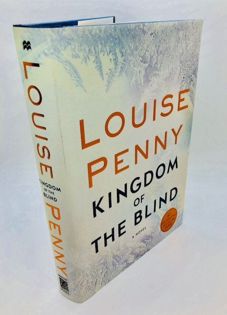 Kingdom of the Blind:  (Chief Inspector Gamache Novel, 14) by Louise Penny