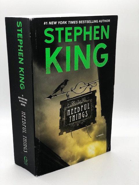 Needful Things:  A Novel, by Stephen King