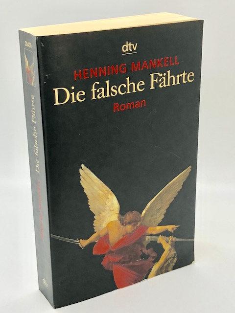 Die falsche Fährte. (German) by Henning Mankell
