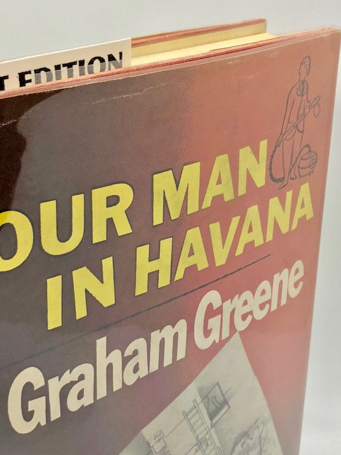 Our Man In Havana, by Graham Greene