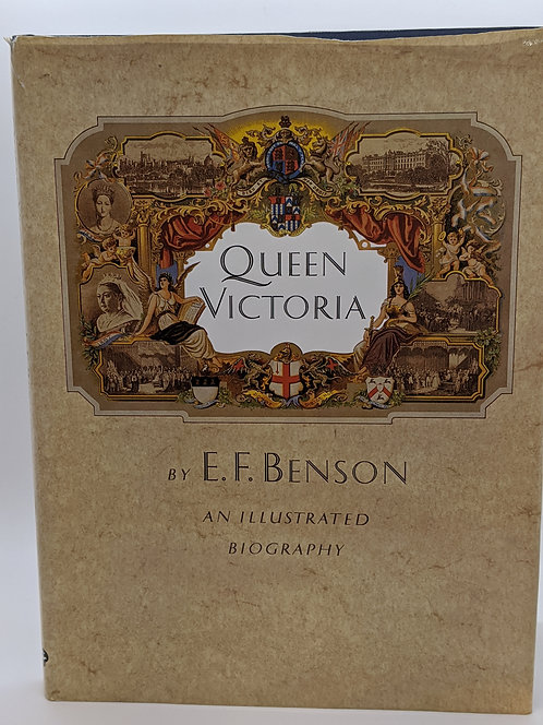 Queen Victoria: An Illustrated Biography