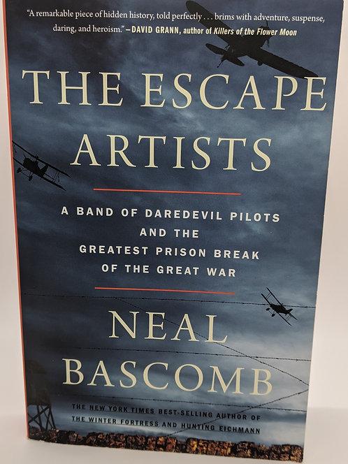 The Escape Artists: A Band of Daredevil Pilots & Greatest Prison Break