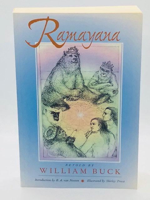 Ramayana, Retold by William Buck