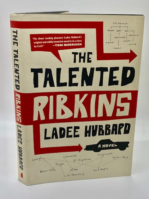 The Talented Ribkins: A Novel, by Ladee Hubbard