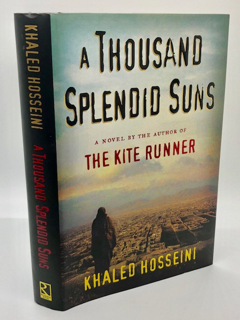 A Thousand Splendid Suns, by Khaled Hosseini