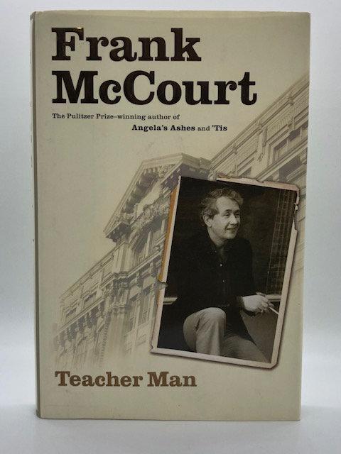 Teacher Man (Hardcover), by Frank McCourt