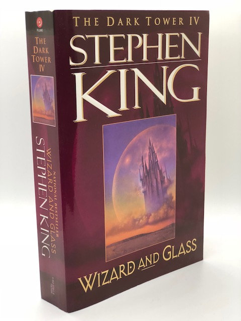 Wizard and Glass: The Dark Tower Book 4, by Stephen King