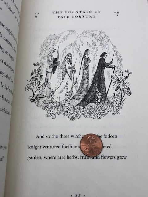 The Tales of Beedle The Bard, by J.K. Rowling (Harry Potter)