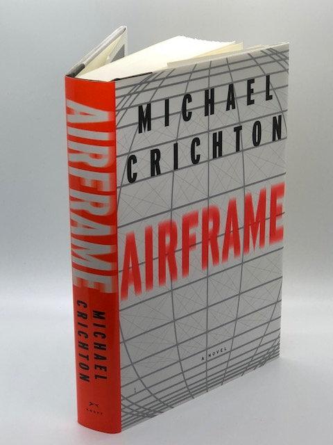 Airframe, by Michael Crichton
