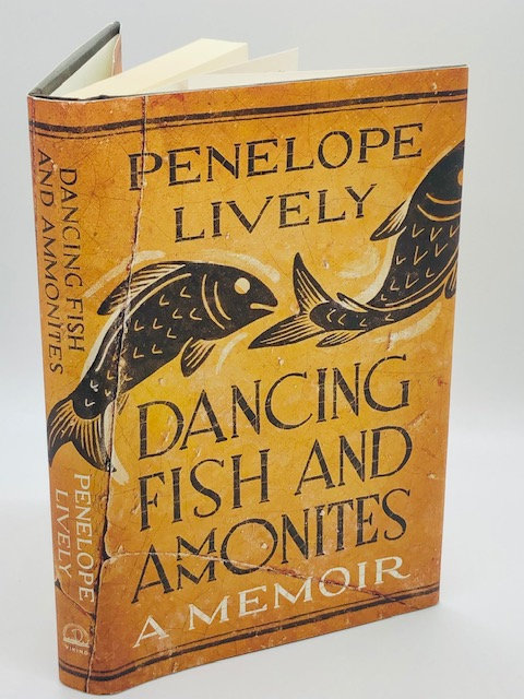 Dancing Fish and Ammonites: A Memoir, by Penelope Lively