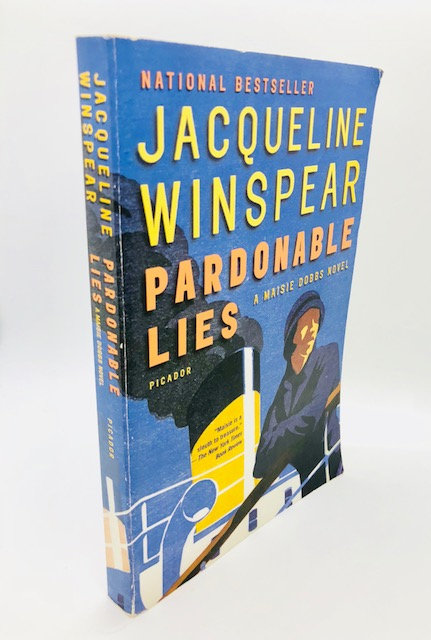 Pardonable Lies: A Maisie Dobbs Novel (Maisie Dobbs Novels, 3)