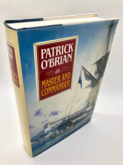 Master and Commander: Aubrey/Maturin Series, Book 1, by Patrick O'Brien