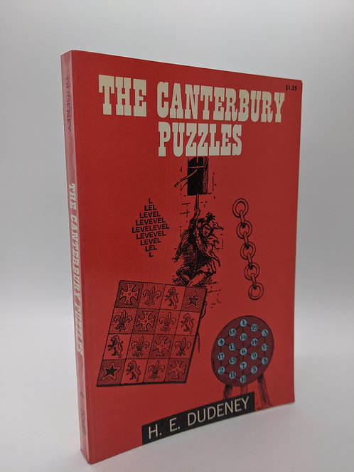The Canterbury Puzzles