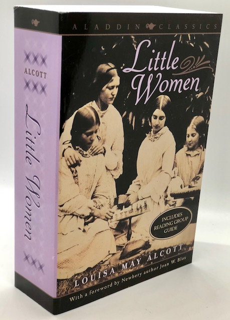 Little Women, by Louisa May Alcott
