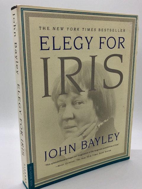 Elegry for Iris, by John Bayley