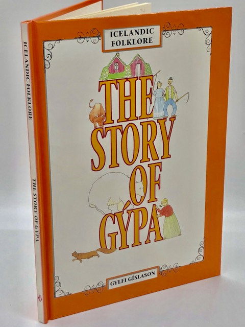 Icelandic Folklore: The Story of Gypa