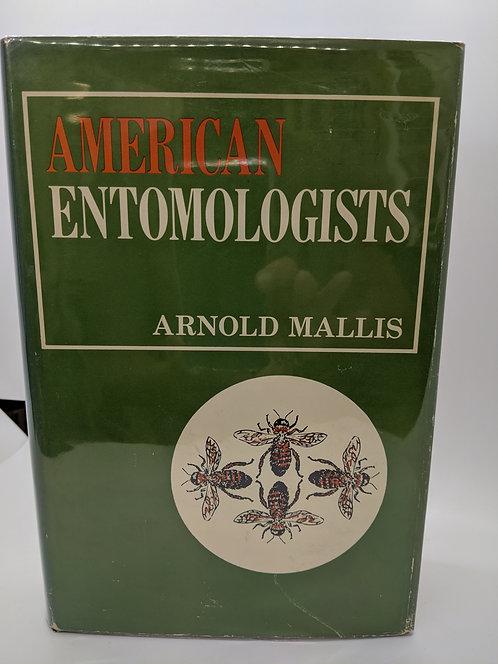 American Entomologists