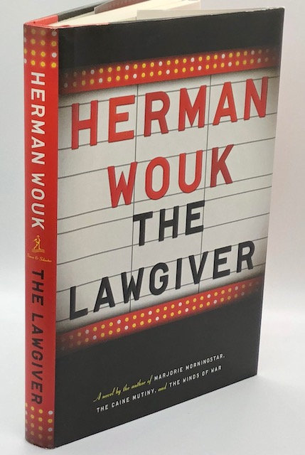 The Lawgiver: A Novel, by Herman Wouk