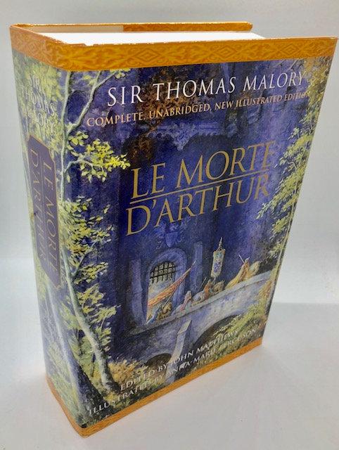 Le Morte D'Arthur: Complete, Unabridged, Illustrated Edition, Sir Thomas Malory
