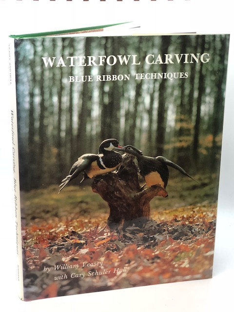 Waterfowl Carving: Blue Ribbon Techniques