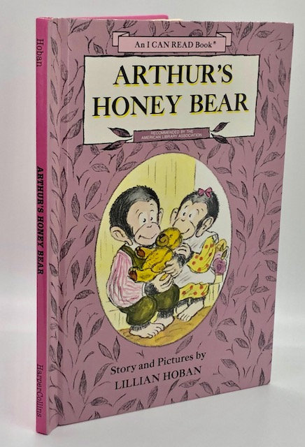 Arthur's Honey Bear (An I Can Read Book)
