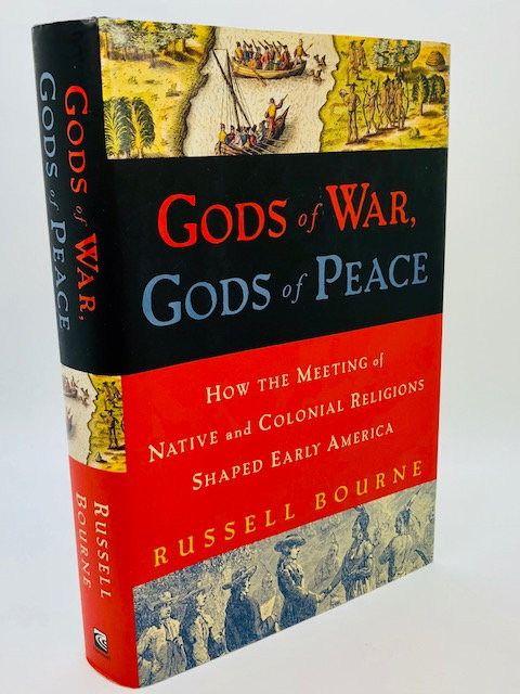 God of War, Gods of Peace, by Russell Bourne