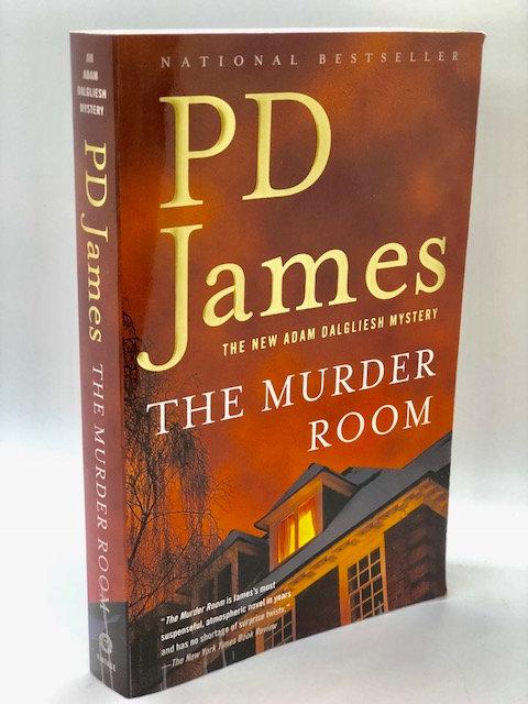 The Murder Room (Adam Dalgliesh Mystery Series #12) by P.D. James