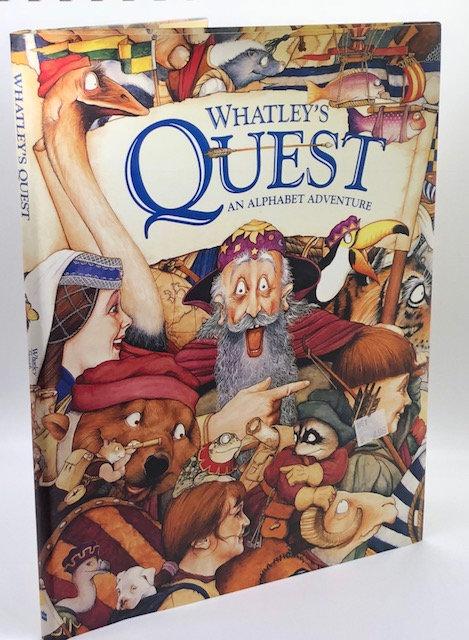 Whatley's Quest: An Alphabet Adventure
