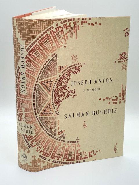 Joseph Anton: A Memoirby Salman Rushdie