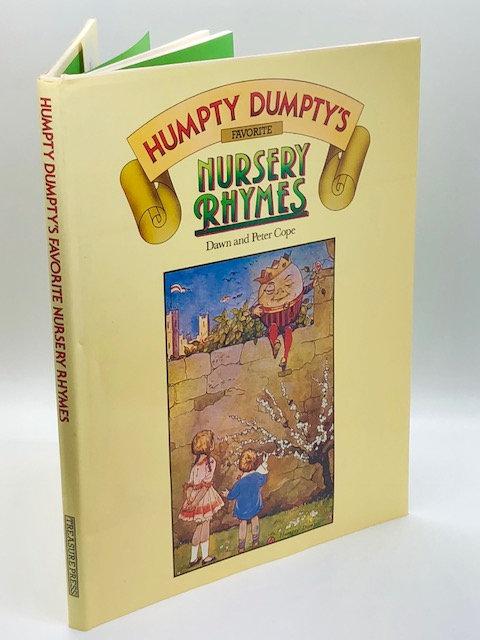 Humpty Dumpty's Favorite Nursery Rhymes