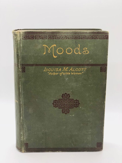 Moods: A Novel, by Louisa May Alcott