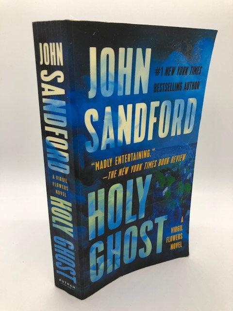 Holy Ghost (A Virgil Flowers Novel Book 11) by John Sandford