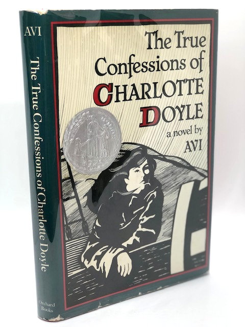 The True Confessions of Charlotte Doyle: A Novel, by Avi