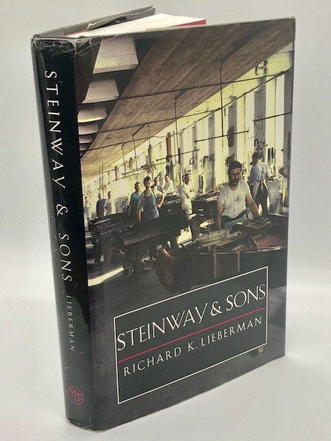 Stainway & Sons, by Richard K. Lieberman