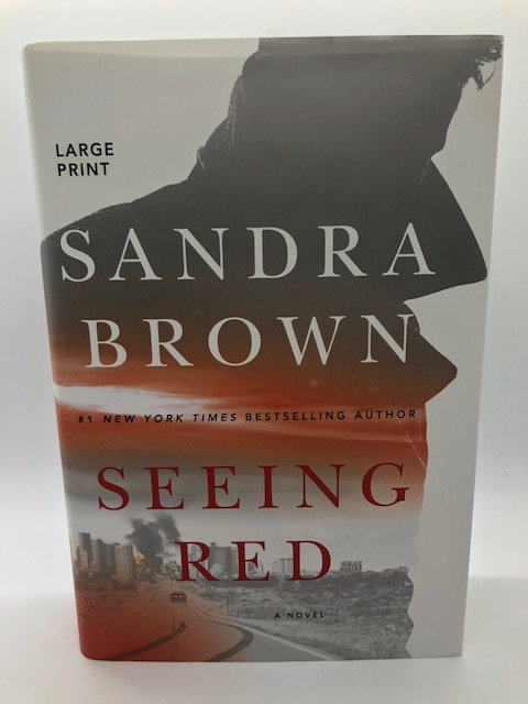 Seeing Red, by Sandra Brown