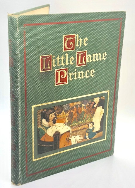 The Little Lame Prince, by Miss Mulock