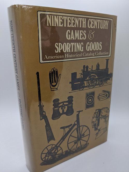 Nineteenth Century Games & Sporting Goods