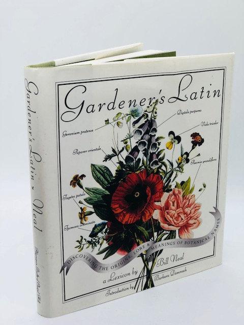 Gardener's Latin: A Lexicon (English and Latin Edition)