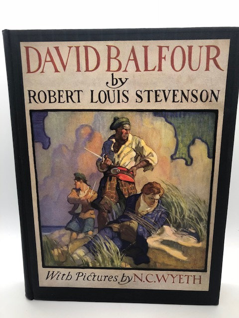David Balfour, by Robert Louis Stevenson
