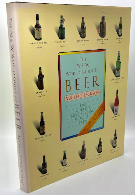 The New World Guide to Beer, by Michael Jackson