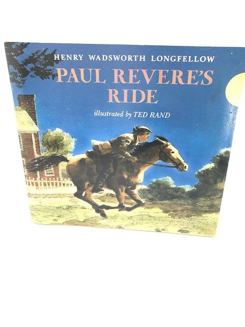 Henry Wadsworth Longfellow's Paul Revere's Ride