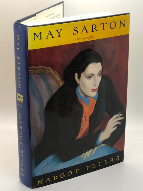 May Sarton: A Biography, by Margaret Peters