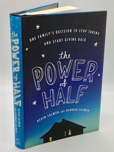 The Power of Half, by Kevin andAnna Salwen