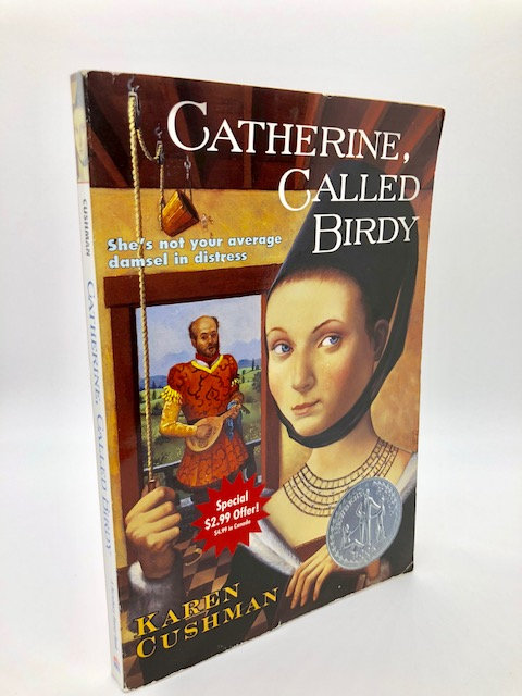 Catherine Called Birdy, by Karen Cushman