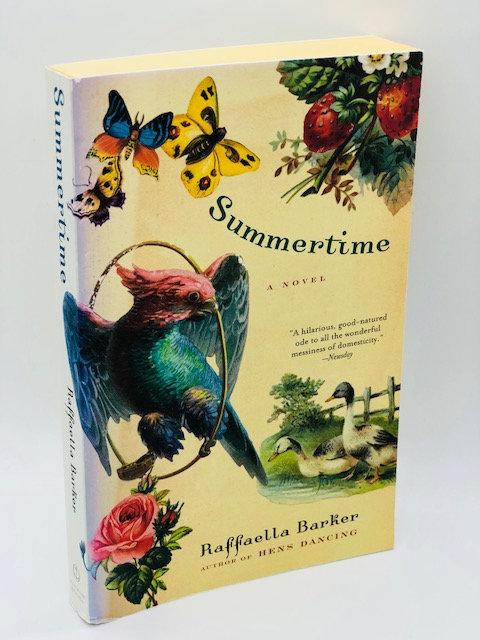 Summertime: A Novel, by Raffaella Barker