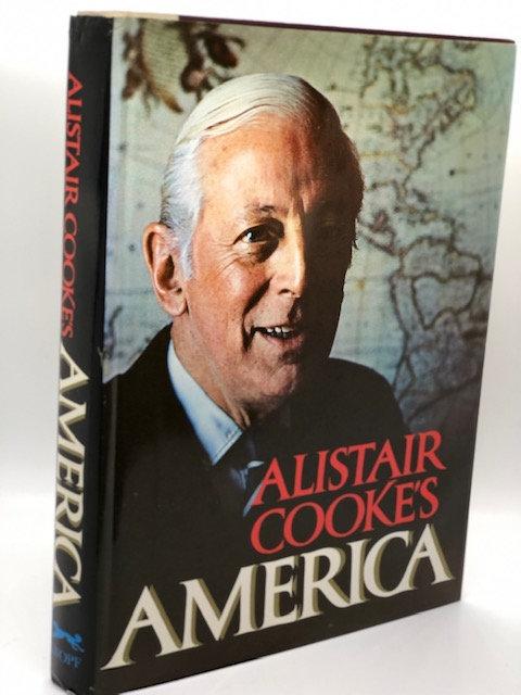 Alistair Cook's America