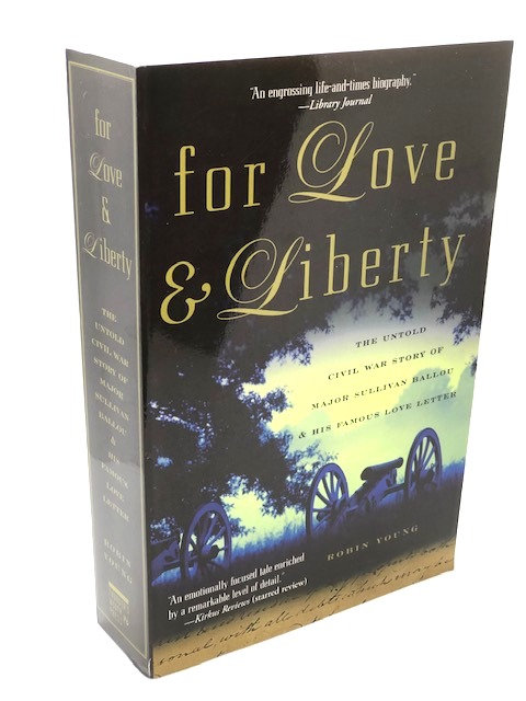 For Love & Liberty, by Robin Young